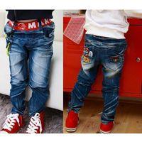 kids denim jeans      hot sales  Top quality OEM service
