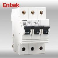 Miniature Circuit Breaker CE MCB 3P 10A