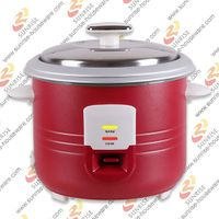 Jointless body rice cooker