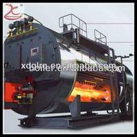 Industry 1 T capacity oil fired steam boiler thumbnail image