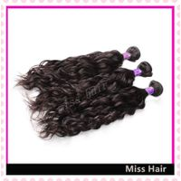 Remy Human Hair Weft Natural Wave