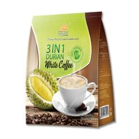 Sinari 4 in 1 Durian White Coffee Instant Coffee thumbnail image