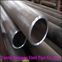 High Pressure E355 Seamless Steel Cold Rolled Tube