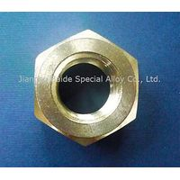 Nickel 200 UNS N02200 Hex Nuts