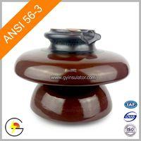 Porcelain Pintype Insulator  (ANSI 56-3)