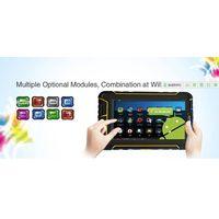 ST907 rugged Tablet PC with barcode scanner /1D/2D/LF/HF/UHF RFID/Fingerprint