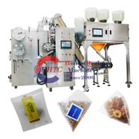 SJB02-06 Nylon Triangle Bag Packing Machine ( Electronic Scale Series )