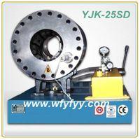 Manual Power Pipe Processing YJK-25SD Hydraulic Pressing Machine thumbnail image