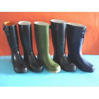 Various Rubber Rain Shoes, Rubber Shoes, Rain Shoes