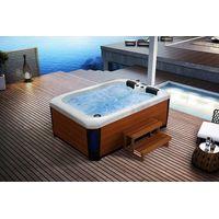 outdoor Hydro Spa 2 person hot tub thumbnail image