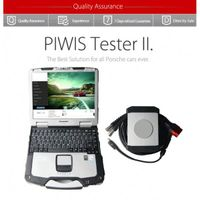 PIWIS II WIRELESS TESTER V17.100 WITH PANASONIC CF30 LAPTOP 1599