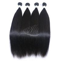 9A Brazilian Hair Straight Hair Weave