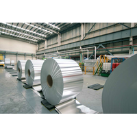 Aluminum cap stock