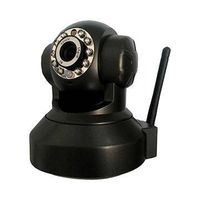Without IP domain setting network camera