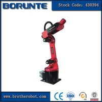 Six-axis Universal robot machinery for picking plastic boxes