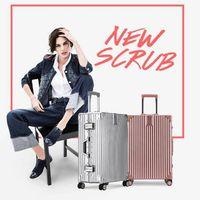 Bw1-179 Travel Bag Aluminum Frame&Drawbars + PC Luggage Sets