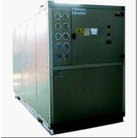 scroll water(ground) source heat pump unit--central air conditioner