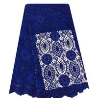 CORD/GUIPURE LACE WITH SEQUINS