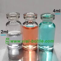 3ml clear molded injection vial for antibiotics thumbnail image