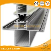 Powder Coating Aluminum Profile Window and Door with Thermal-Break Strip