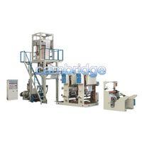 Union of PE Film Blowing Machine with Rotogravure Printing Machine thumbnail image