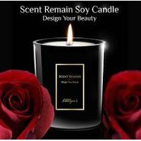 [mimi laurynes]Scent Remain Soy Candle / Queens Flower 250g