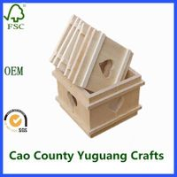 Wooden Crate Box For Home Decoration Fruit Vegetables thumbnail image