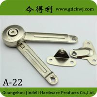 Pneumatic cabinet door stay cabinet support flap stay support A-22/pneumatic lid stay gas spring