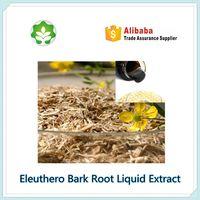 eleuthero bark liquid extract for energetic functional beverage