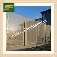 Beautiful and best quality decoration SS316,304 material perforated metal mesh sheet thumbnail image