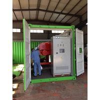 Decanter Centrifuge Container Trailor