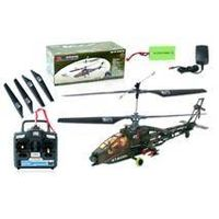 Toys,RC Toy,Helicopter,4CH-APACHE Helicopter,