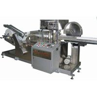 Wet Napkin Folding Machine  JWC-SZJ-ZD thumbnail image