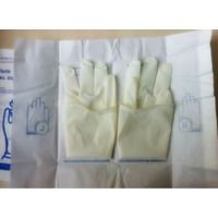 Medical Latex Surgical Gloves with powder/powder free with CE,ISO 13485 thumbnail image