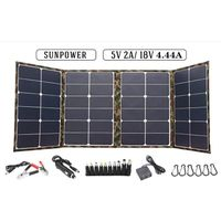 80W foldable solar panel thumbnail image