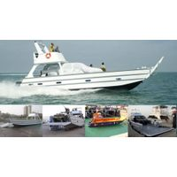 Aluminium Boat, Landing Craft, Military Boat, Workboat