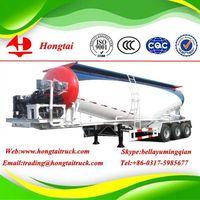 3 axles bulk cement semi trailer thumbnail image