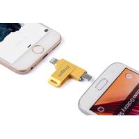 iDragon  usb flash drive for iphone ipad metal disk