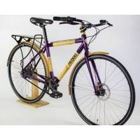 Aluboo Commuter ( Bamboo Bisycle )