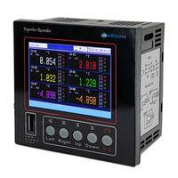 MPR600R:8/16 Channels Digital RS485 Modbus Paperless Recorder Data Logger