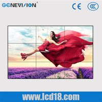 55 Inch digital signage advertising led video wall