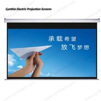 Remote Control Electric Projection Screens