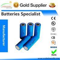 A Grade Quality Guaranteed Li-ion 22650 2000mAh 3.7V Battery Manufacturer