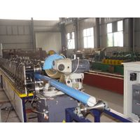 Round Downspout Rainwater Roll forming machine