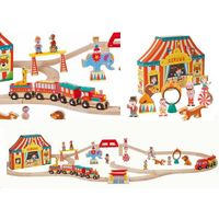 Wooden toys from France
