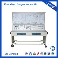 Electric Power Electron & Automatic Control System Trainer,electrician teach trainer,vocation experi thumbnail image