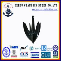 The worldsale sea anchor supplier four claws anchor
