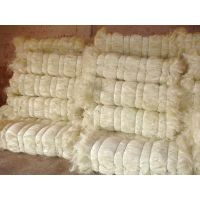 Natural Sisal Fibre of UG Grade and SSUG/Raw Kapok Fiber