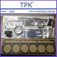Caterpillar 3064 3066 3114 3116 3204 3208 3126 3304 3306 overhaul gasket kit, cylinder head gasket thumbnail image