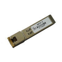 1000Base T Copper SFP Optical Transceivers 300m